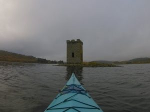 The old prison on Loch Rannoch - Photo courtesy of Piotr, Outdoor Explore