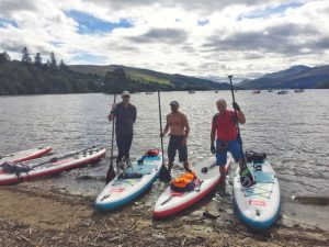 Loch Tay, and the end of the Magnificent 7